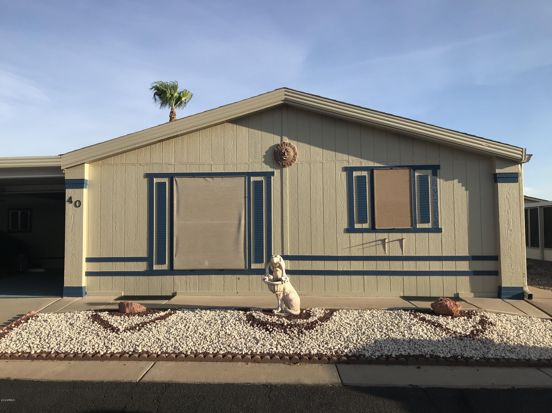 Photo of 2208 W Baseline Avenue #40, Apache Junction, AZ 85120