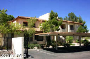 1 Bedroom Fully Furnished Paradise Valley Condos For Rent Near Scottsdale Rd and Shea Blvd