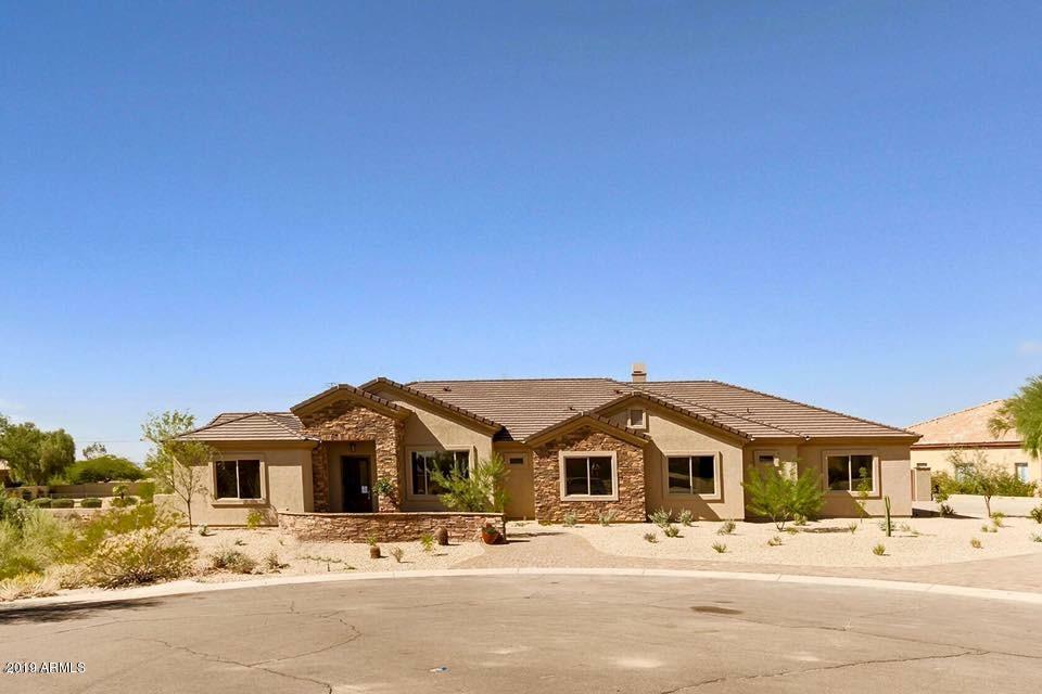 Photo of 12178 E PALOMINO Road, Scottsdale, AZ 85259