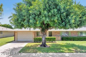 10417 W KINGSWOOD Circle, Sun City, AZ 85351
