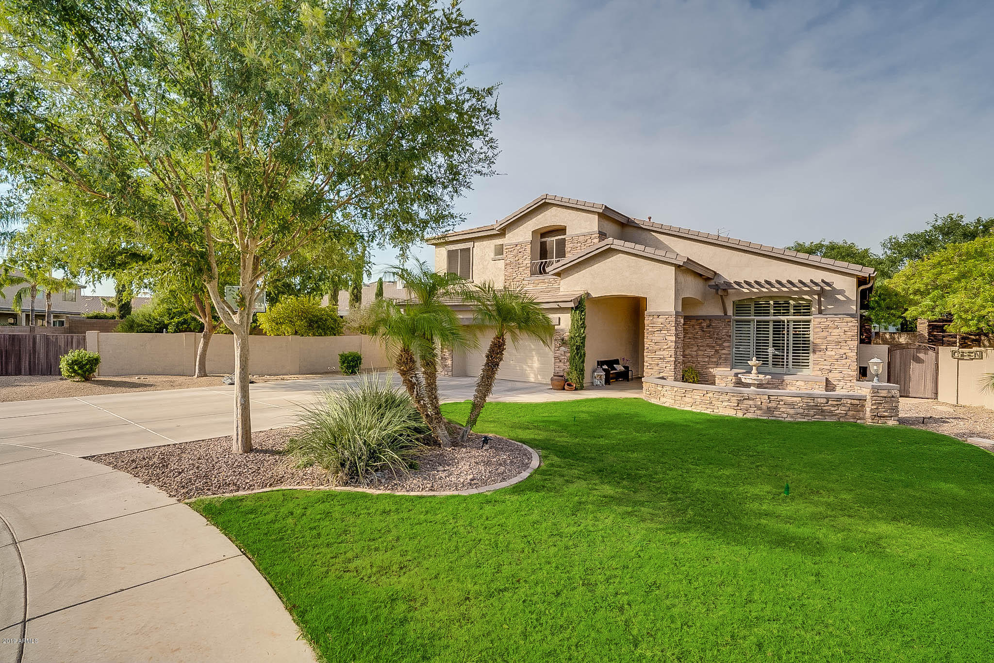 Photo of 1756 E CULLUMBER Court, Gilbert, AZ 85234