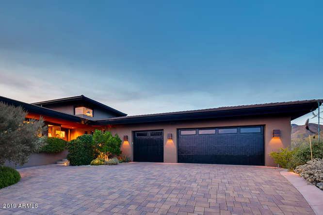 Photo of 39789 N OCOTILLO RIDGE Drive, Carefree, AZ 85377