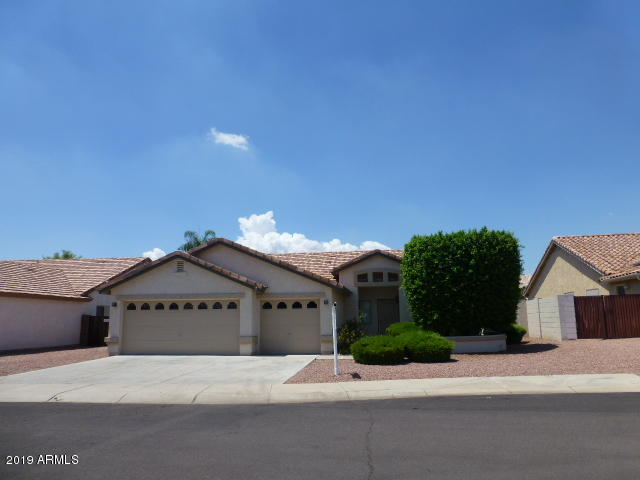 16192 N 159TH Avenue, Surprise, Arizona