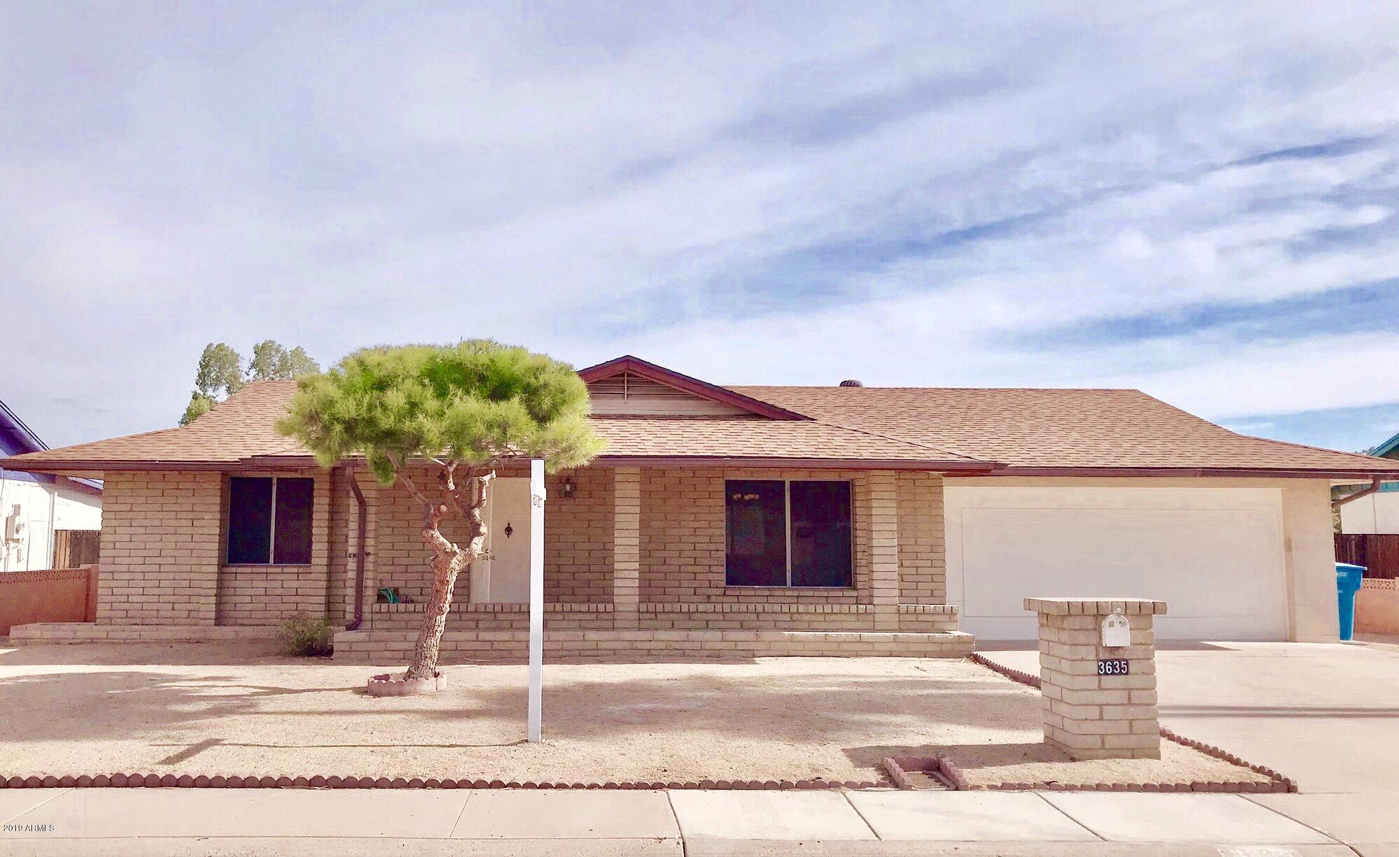 3635 W CORTEZ Street, North Mountain-Phoenix, Arizona