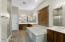 Master Bath with Dual Vanities & Sinks with Separate Soaking Tub and Shower
