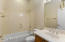 Guest Bath by Bedroom 4
