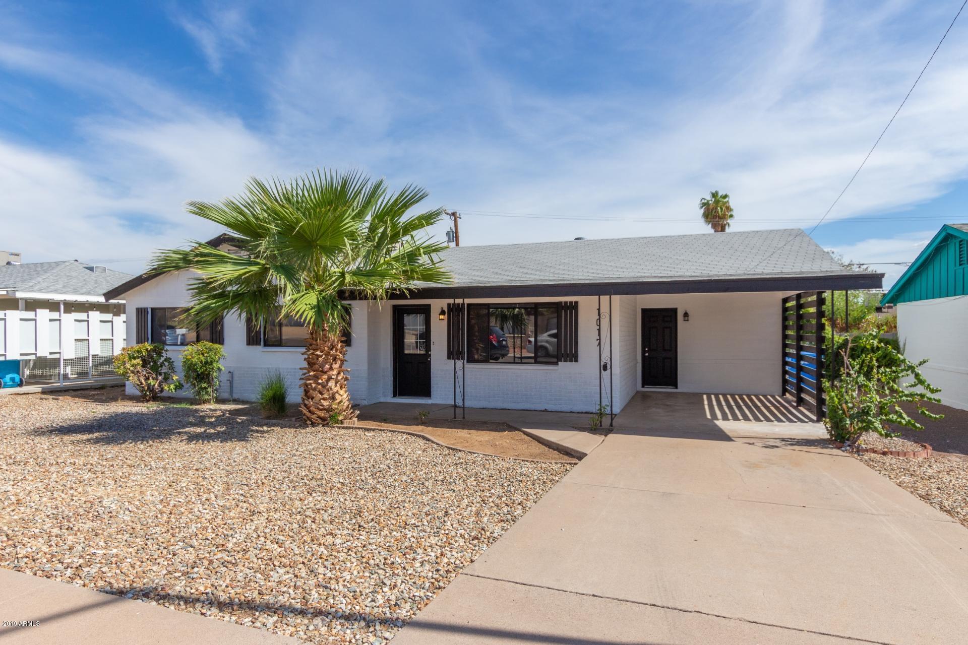 1017 E EL CAMINITO Drive, Phoenix North in Maricopa County, AZ 85020 Home for Sale