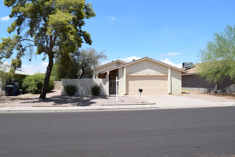 Photo of 734 W GABLE Avenue, Mesa, AZ 85210
