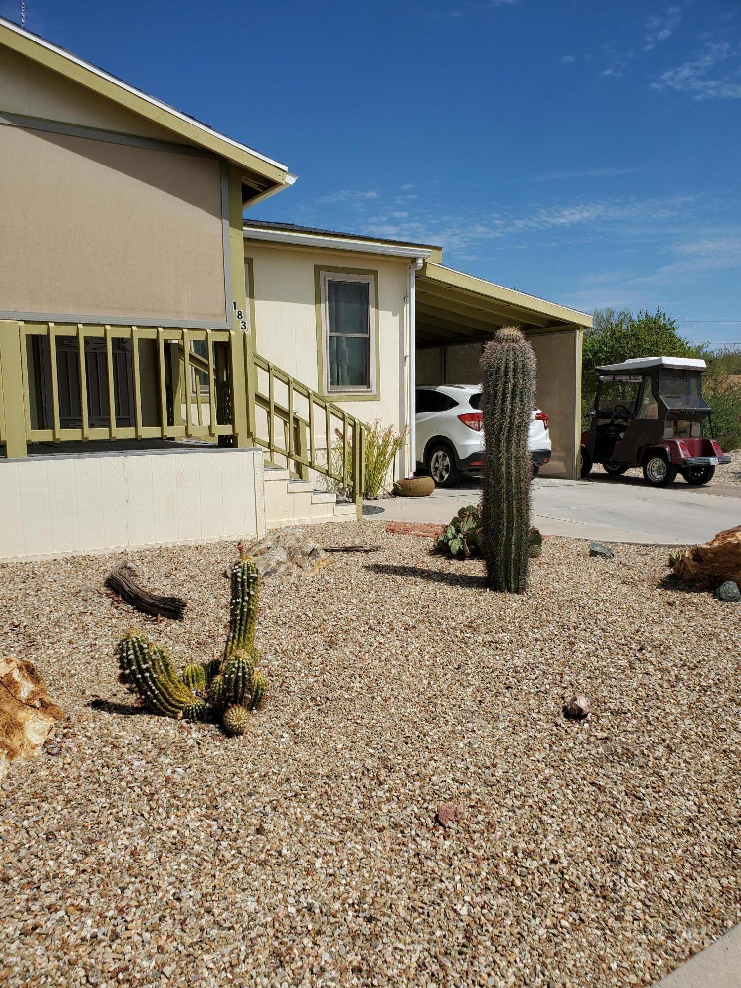 Photo of 2501 W Wickenburg Way #183, Wickenburg, AZ 85390