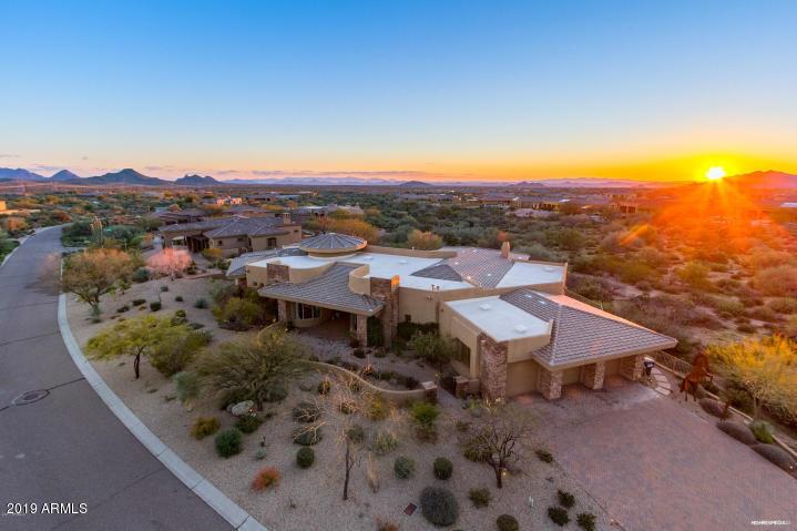 Photo of 37116 N BOULDER VIEW Drive, Scottsdale, AZ 85262