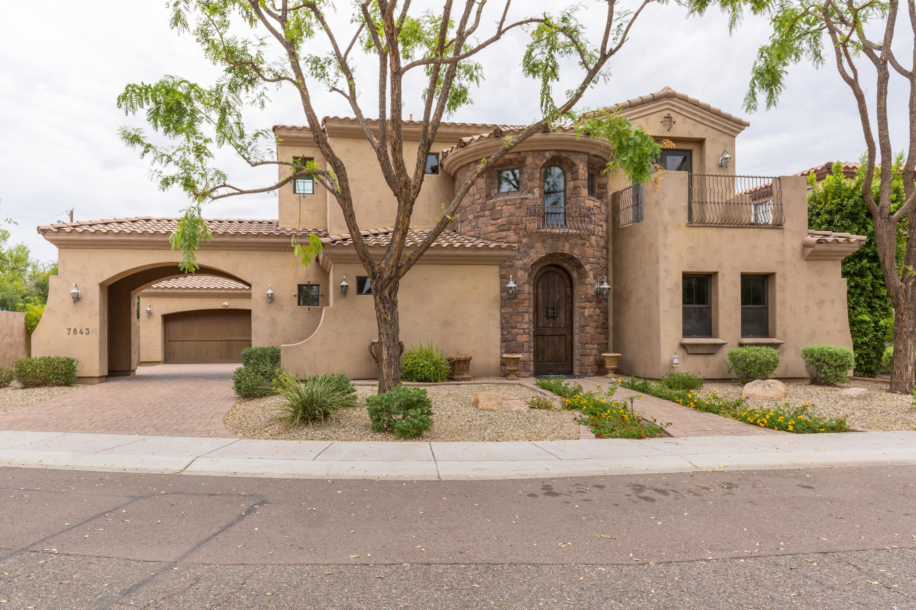7843 N 3RD Way, Phoenix North, Arizona