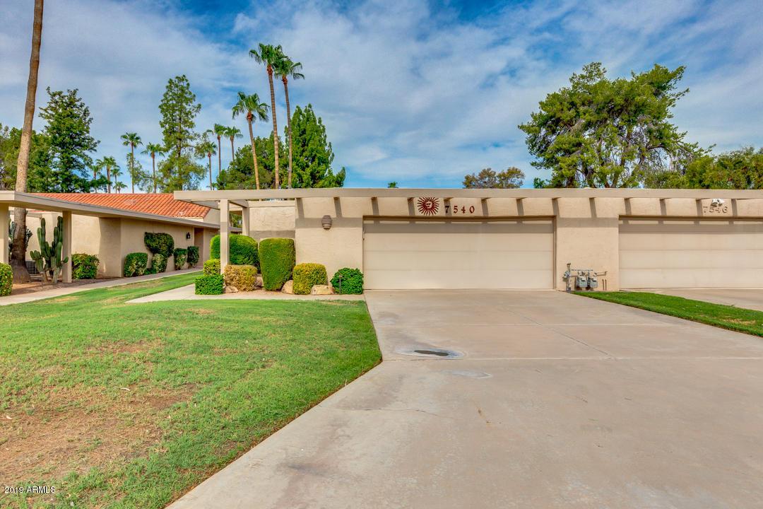 Photo of 7540 N AJO Road, Scottsdale, AZ 85258
