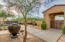 Enter your new home through gated private courtyard entrance