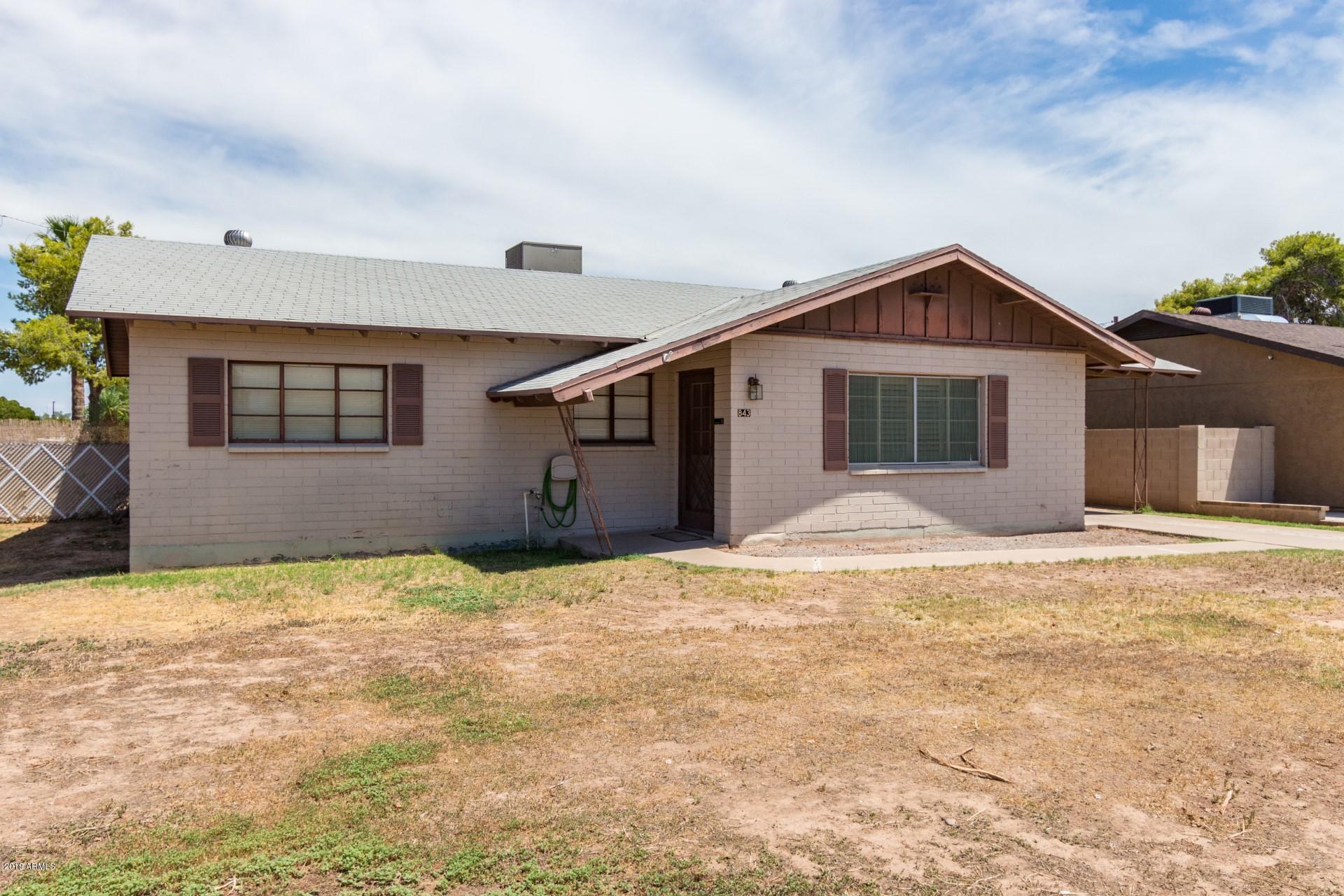Photo of 843 N CHERI LYNN Drive, Chandler, AZ 85225