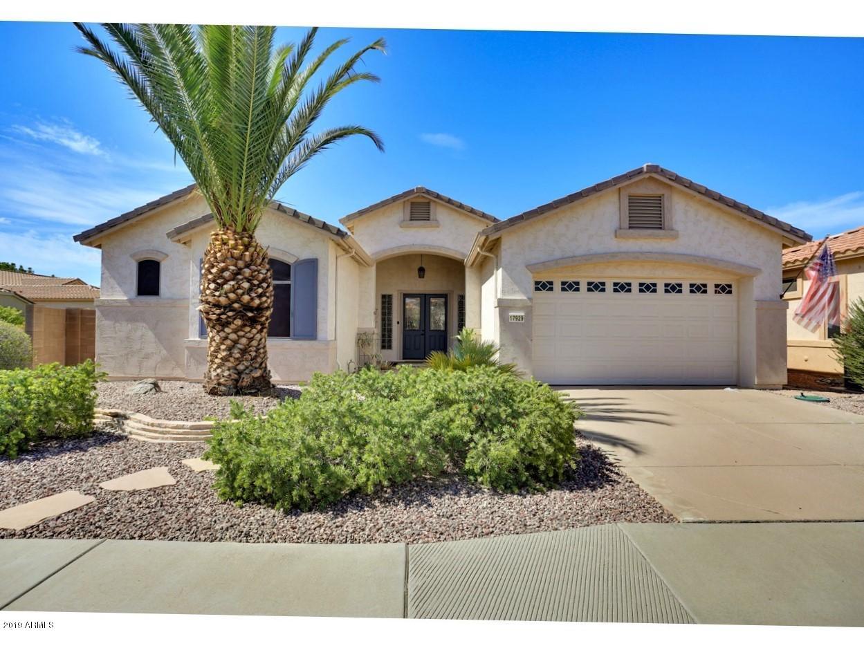 Photo of 17929 W Weatherby Drive, Surprise, AZ 85374
