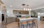 All stainless kitchen appliances included