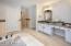 double sinks, plenty of cabinet space!