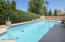Sparkling pool has been impeccably maintained and newly heated!