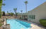 Palms, pool, patio and a park=PERFECTION!