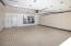 Even the garage is spotless! Plus spectacular built ins to help keep things tidy!