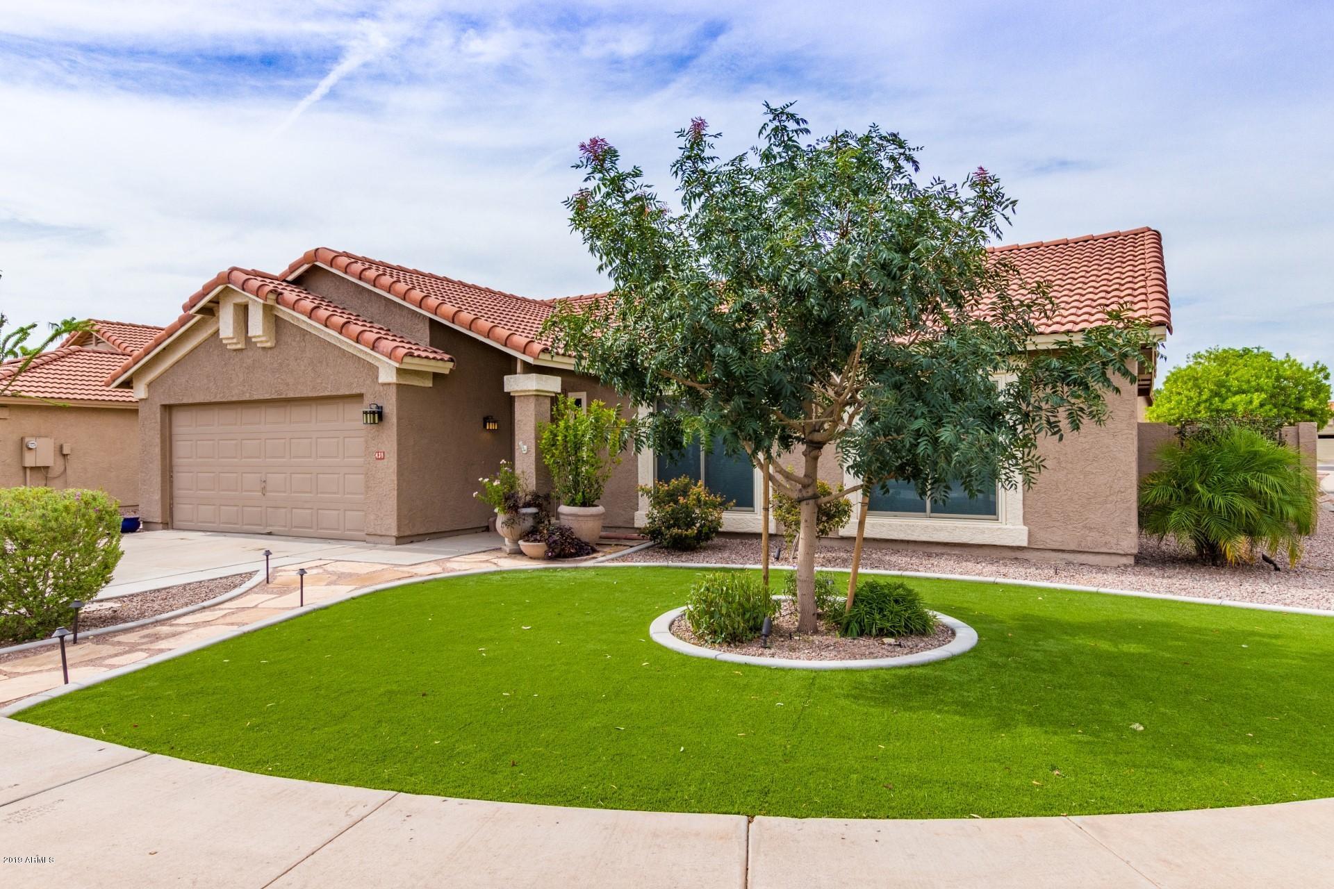 Photo of 438 W PRIMOROSO Drive, Gilbert, AZ 85233