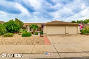8347 W DREYFUS Drive, Peoria, AZ 85381