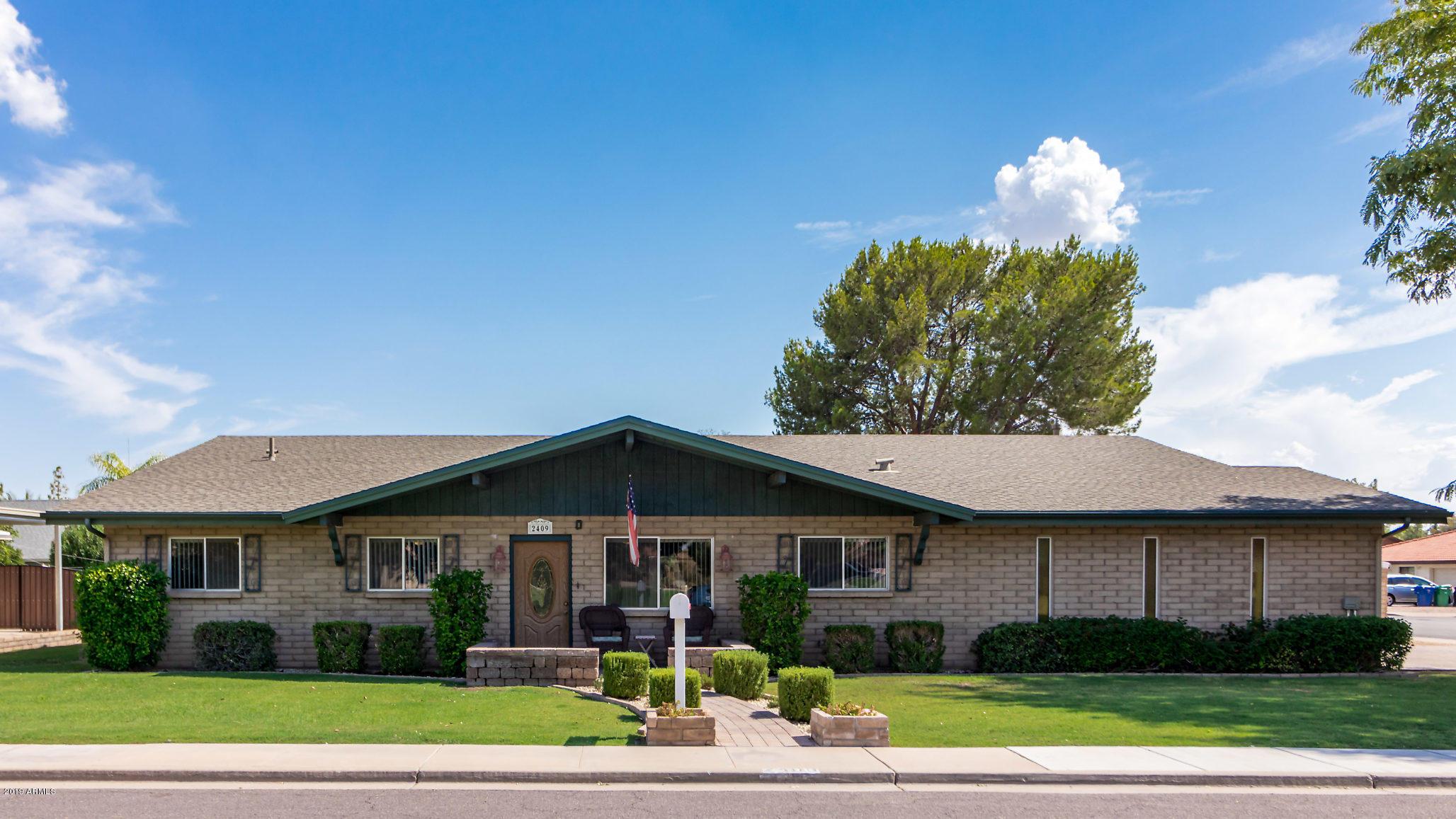 Photo of 2409 E INGLEWOOD Street, Mesa, AZ 85213