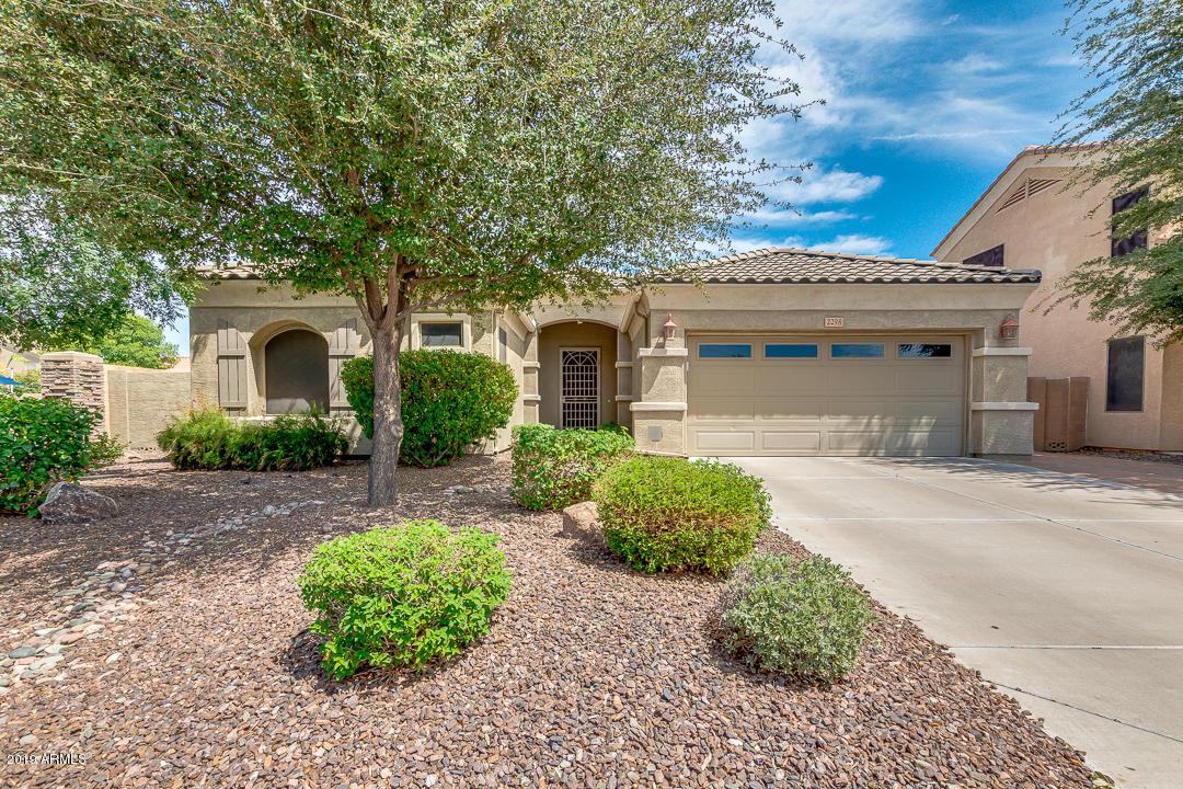 Photo of 2298 E EBONY Drive, Chandler, AZ 85286