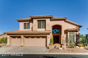 Gated Community - Cave Creek