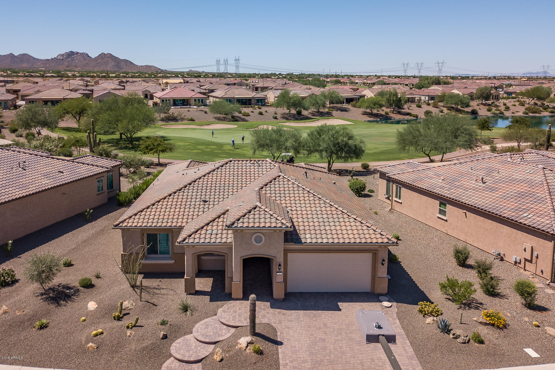 Photo of 26417 W CAT BALUE Drive, Buckeye, AZ 85396