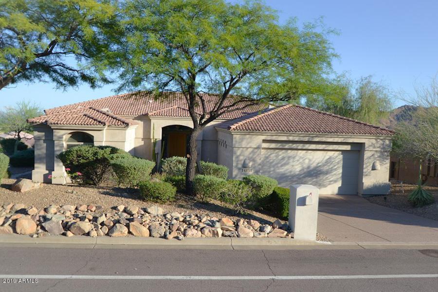14851 E GOLDEN EAGLE Boulevard, Fountain Hills in Maricopa County, AZ 85268 Home for Sale