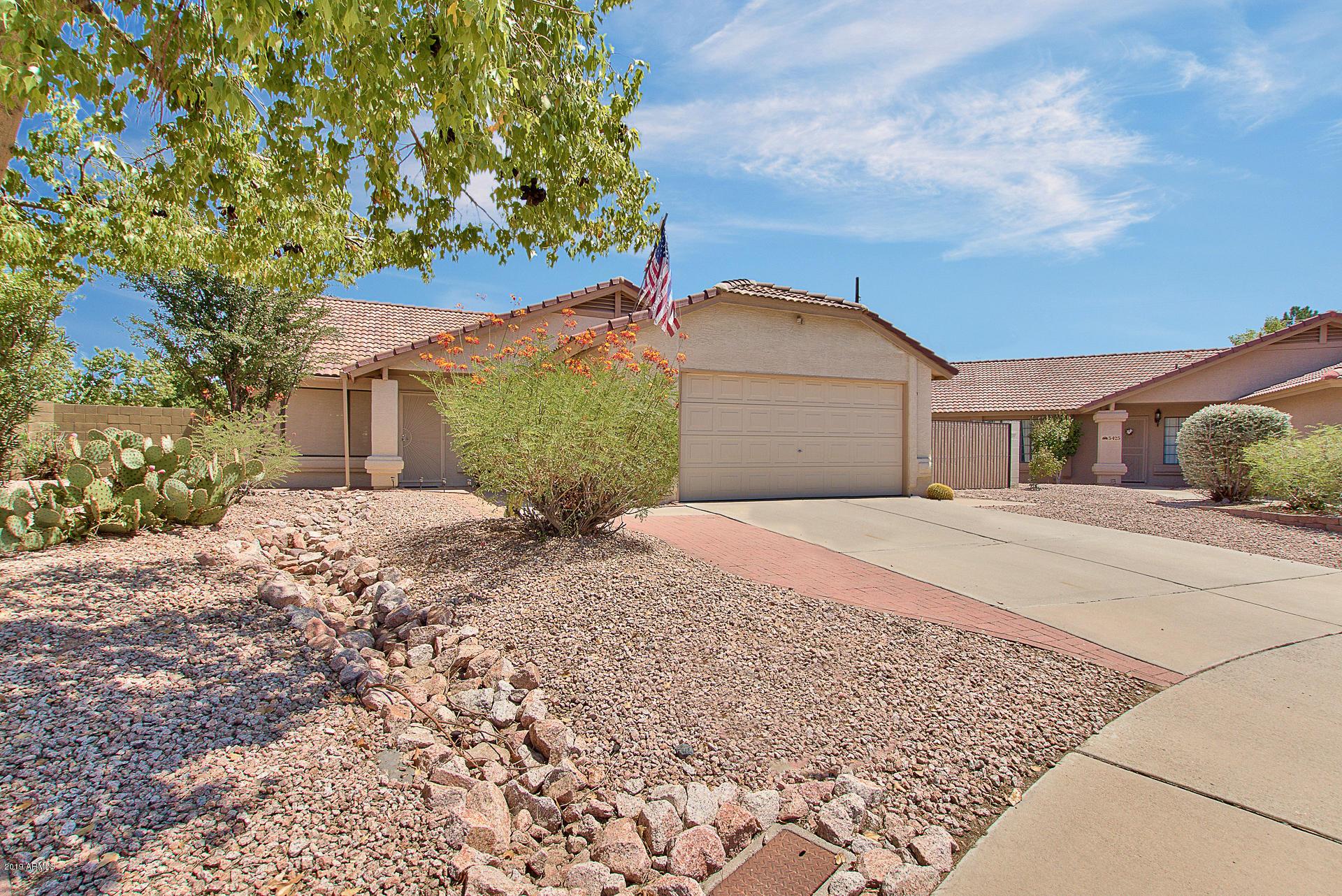 Photo of 5431 E GREENWAY Street, Mesa, AZ 85205