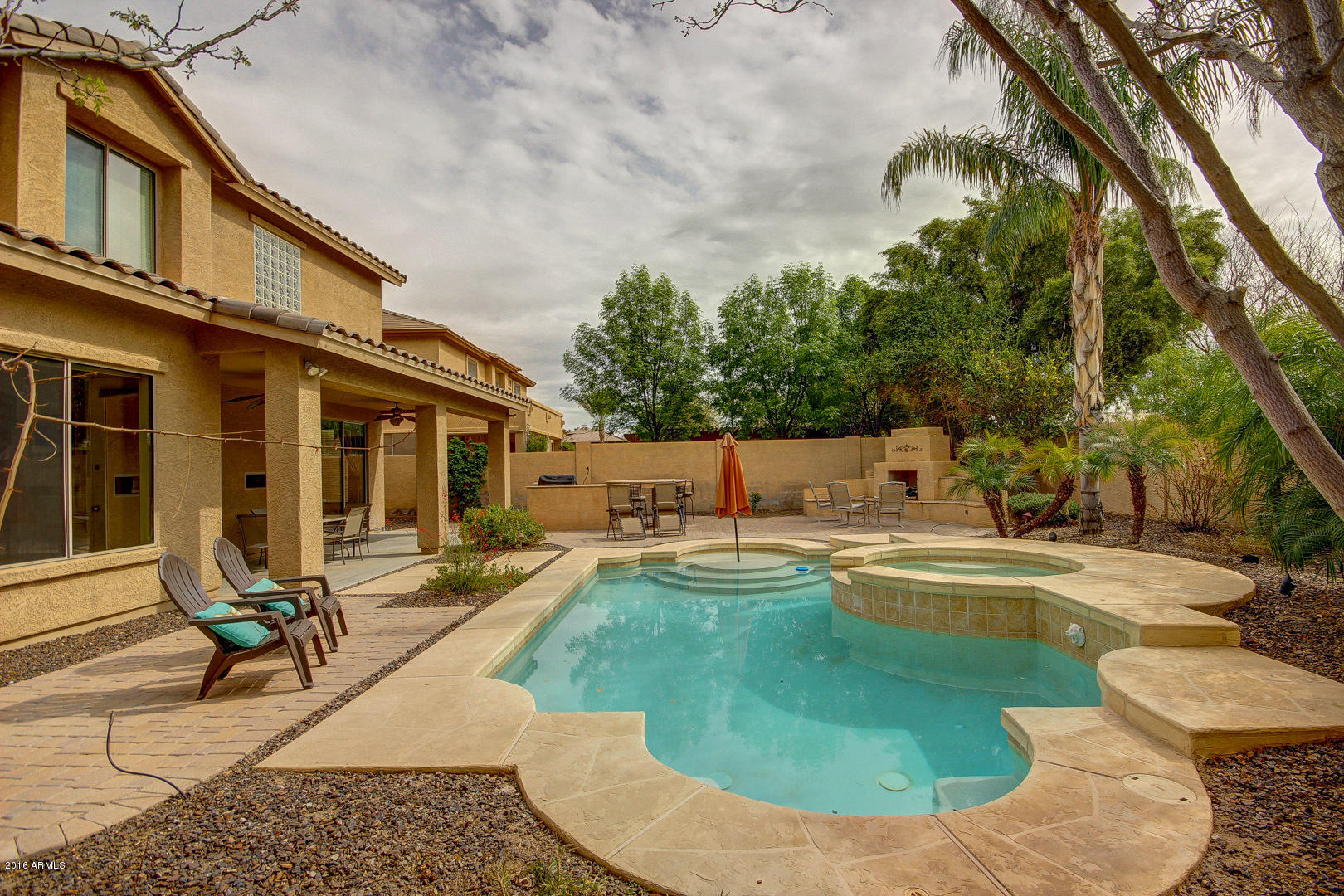 Photo of 4371 E TURNBERRY Court, Gilbert, AZ 85298