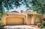 Single level 2000sq ft Santa Barbara style home