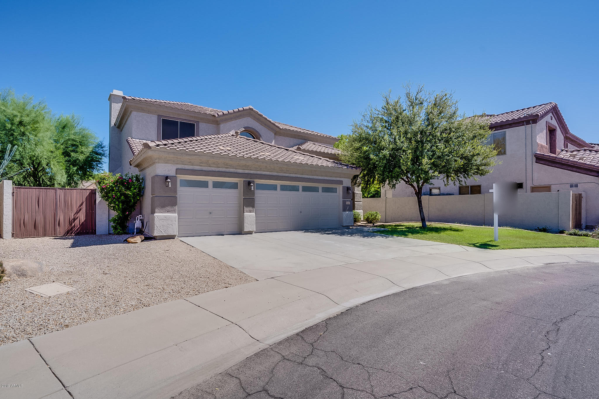 Photo of 2442 E DETROIT Court, Chandler, AZ 85225