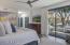 Master Bedroom with Amazing Window view