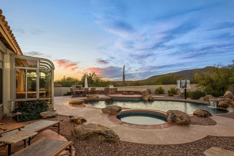 5894 E HIDDEN SPRINGS Road, Cave Creek in Maricopa County, AZ 85331 Home for Sale