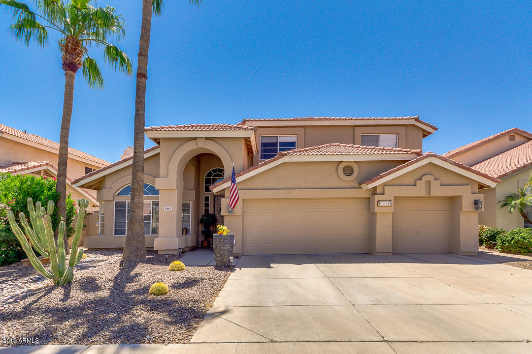 Photo of 3841 E WINDSONG Drive, Phoenix, AZ 85048