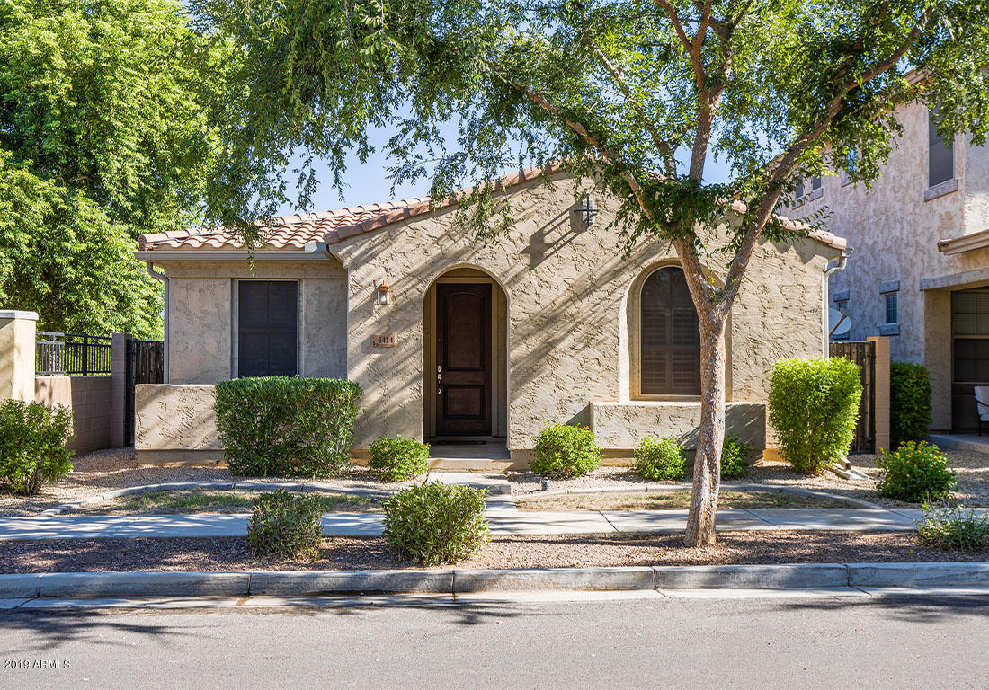 Photo of 3414 E BETSY Lane, Gilbert, AZ 85296