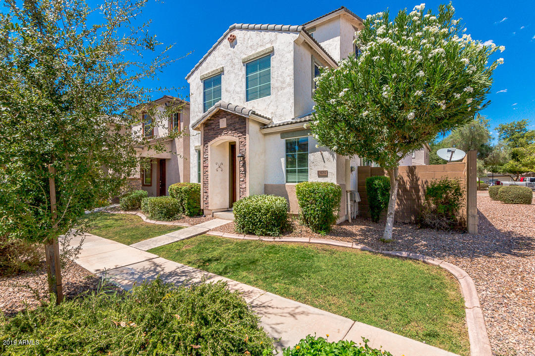 Photo of 4292 E VEST Avenue, Gilbert, AZ 85295