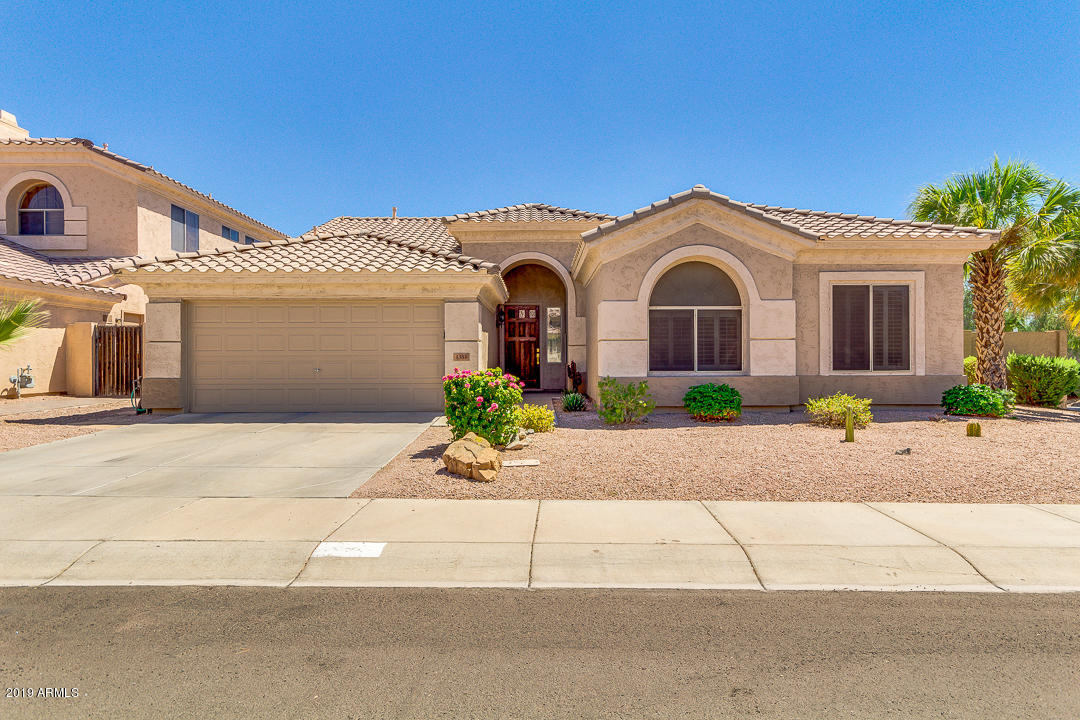 Photo of 1331 W WINDSONG Drive, Phoenix, AZ 85045