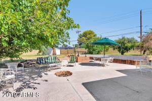 Large Patio with fire pit - great for relaxing or entertaining