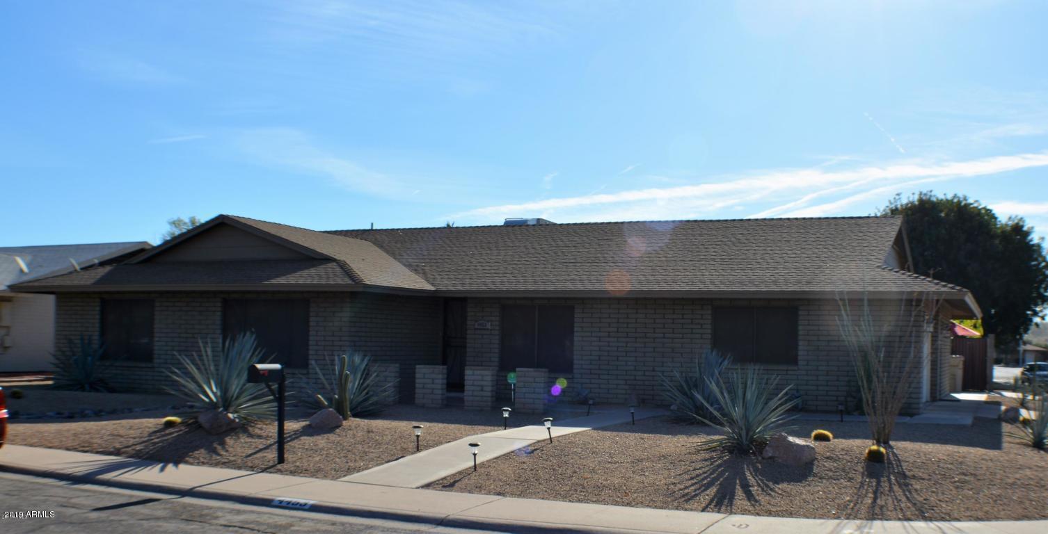 4453 W EL CAMINO Drive, Glendale, Arizona