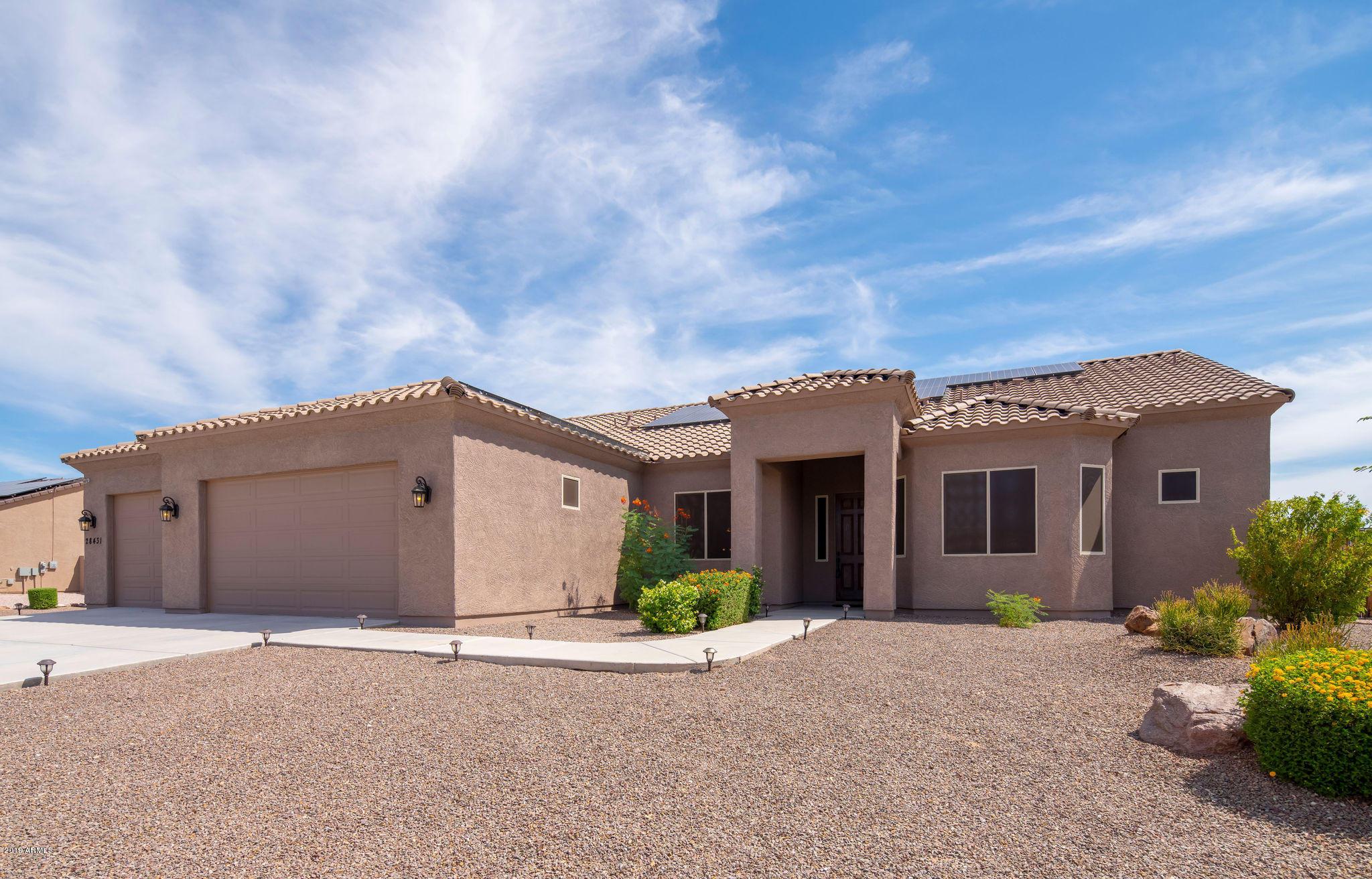 Photo of 28431 N BUSH Street, Wittmann, AZ 85361