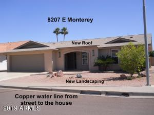 8207 E MONTEREY Avenue, Mesa, AZ 85209