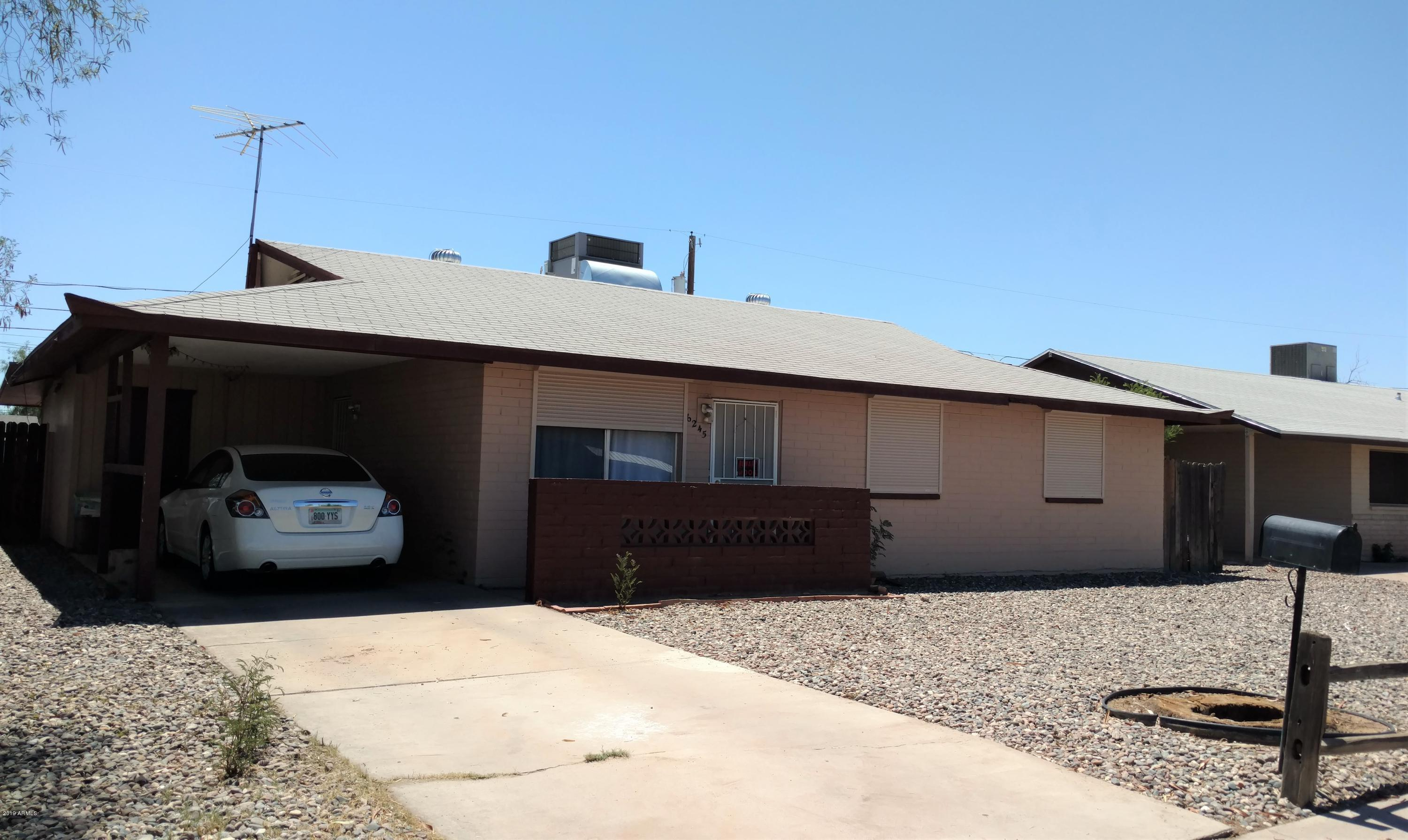 6245 W ROSE Lane, Glendale, Arizona