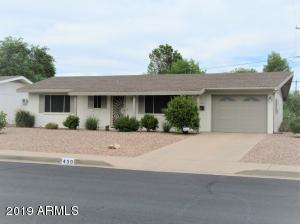 439 N 56TH Street, Mesa, AZ 85205