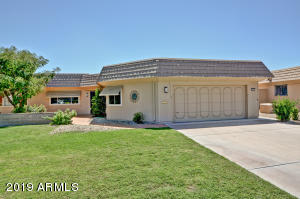 10133 W HUTTON Drive, Sun City, AZ 85351