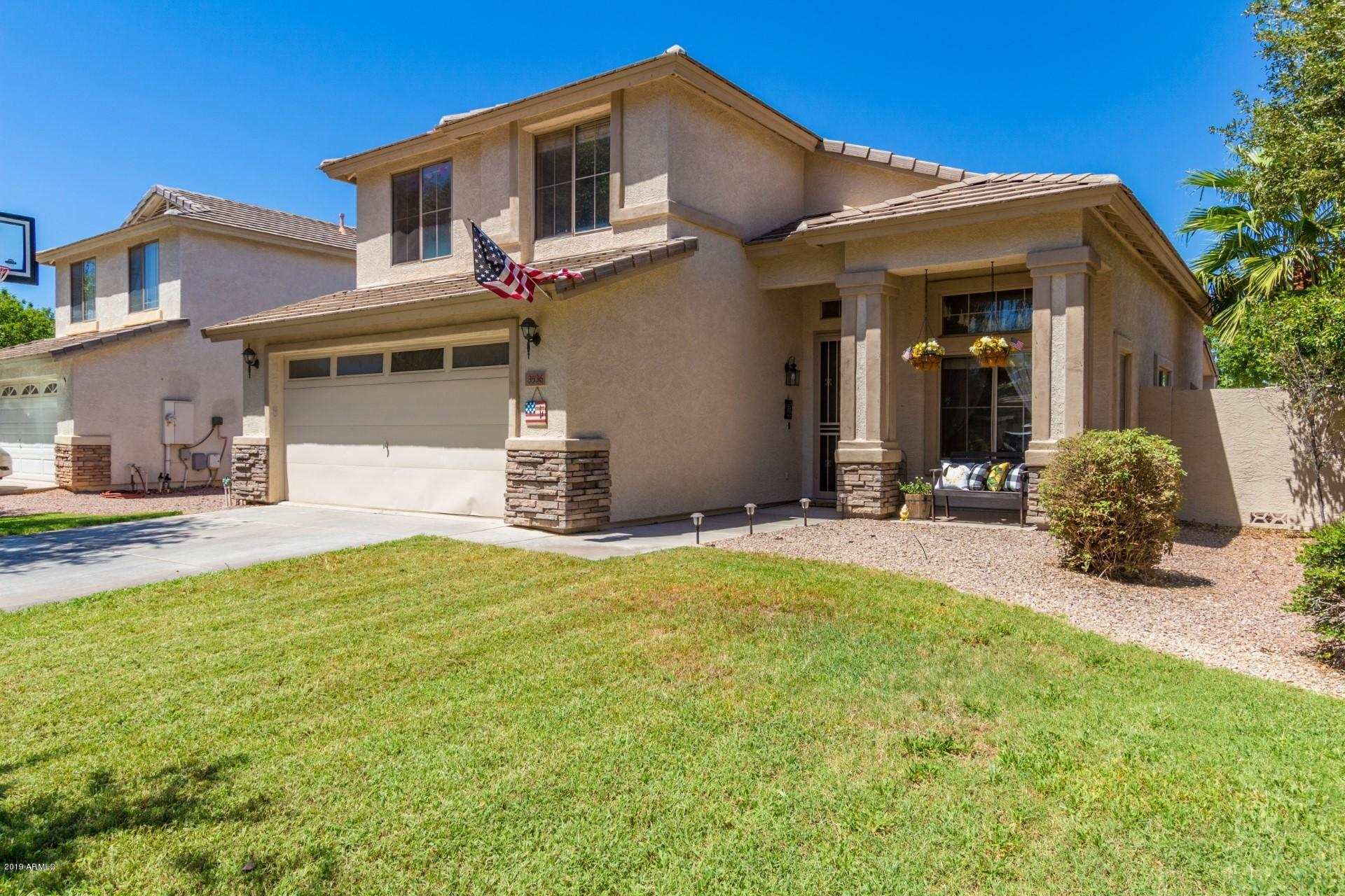 Photo of 3536 E BRUCE Avenue, Gilbert, AZ 85234