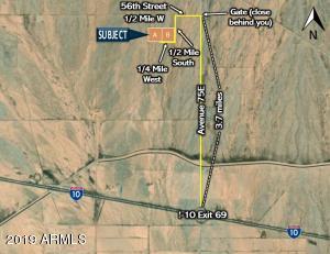 80XXX E 55TH Street, 11W, Salome, AZ 85348